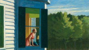 Edward Hopper (1882-1967), Cape Cod Morning
